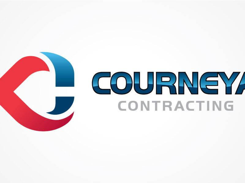 Courneya Logo Design