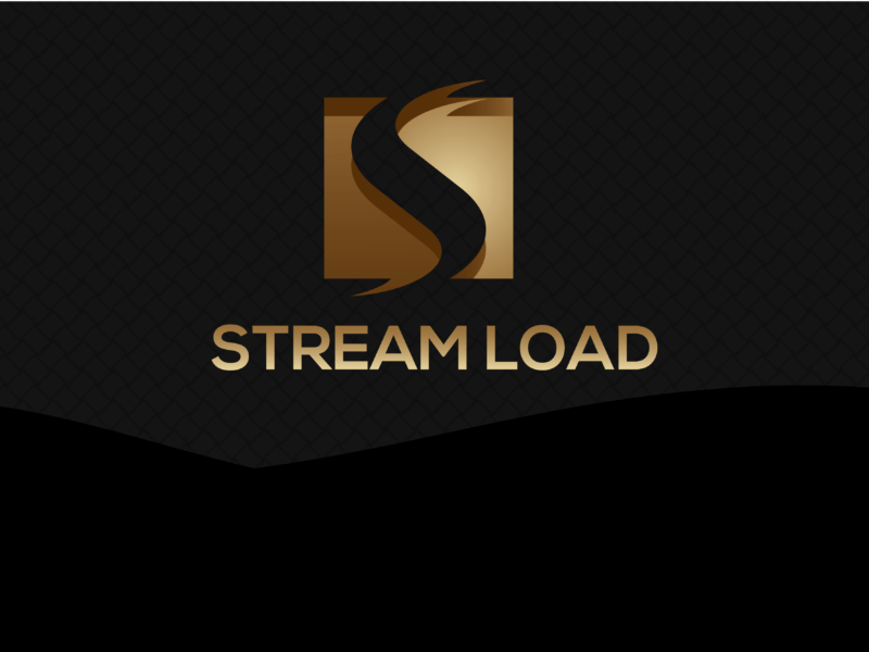 Stream Load Logo Design